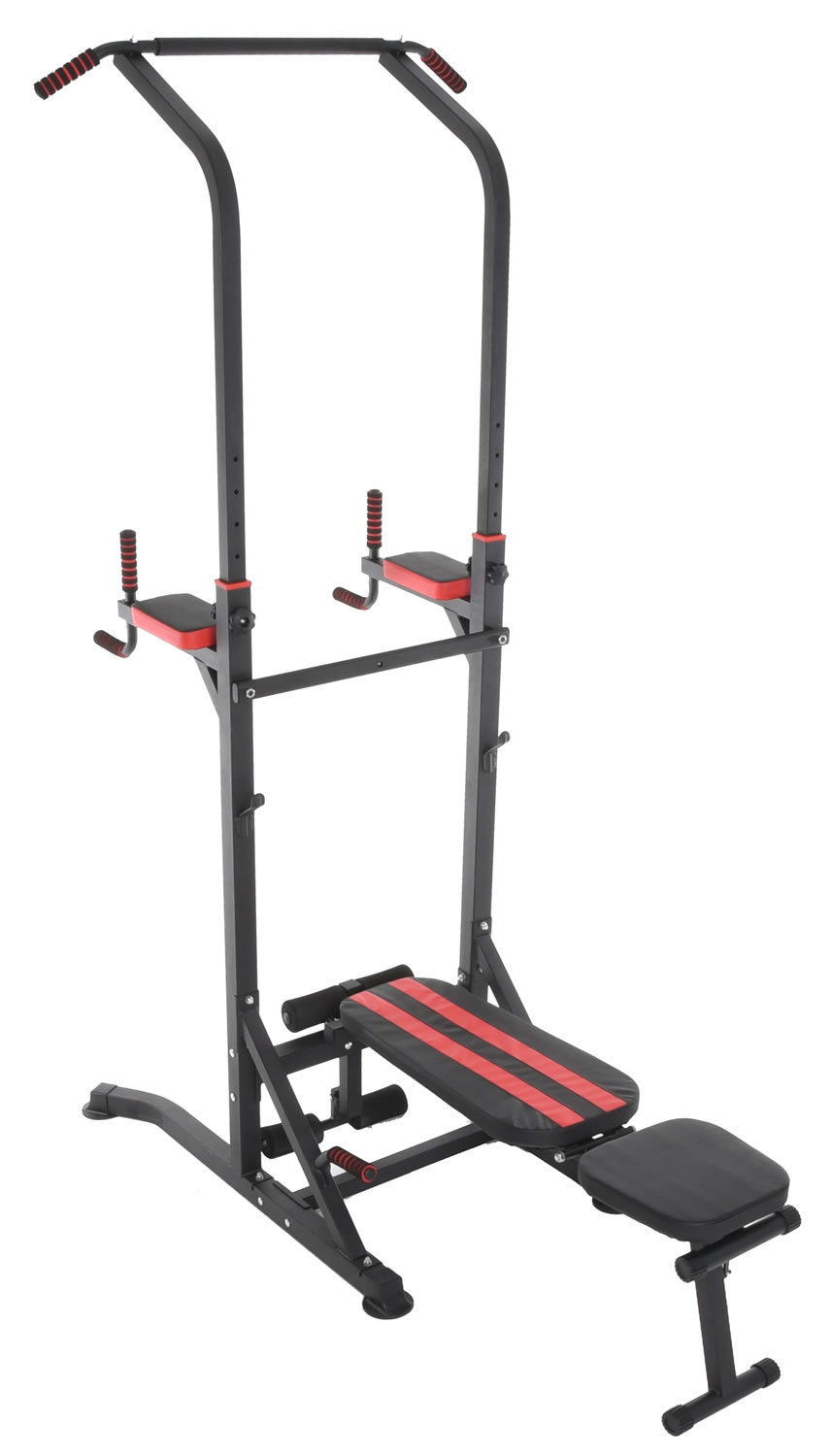 Conquer Power Tower Home Gym Adjustable Multi Function
