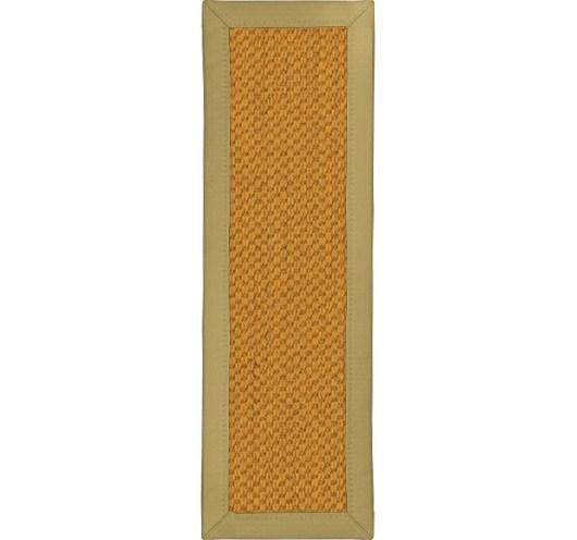 Naturalarearugs Handcrafted Rustic Sisal Carpet Stair Treads Sand | Rustic Carpet Stair Treads | Sisal Carpet | Titanium Heather | Naturalarearugs Rustic | Carpet Runners | Farrel Moroccan