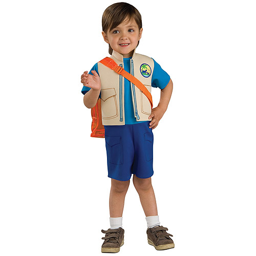Dora the Explorer's Diego Toddler Halloween Costume ...