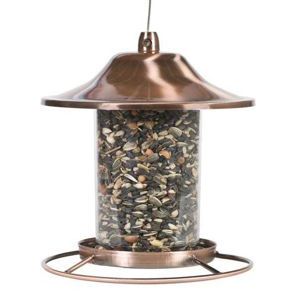 Perky Pet Small Panorama Wild Bird Feeder   Walmart com Perky Pet Small Panorama Wild Bird Feeder