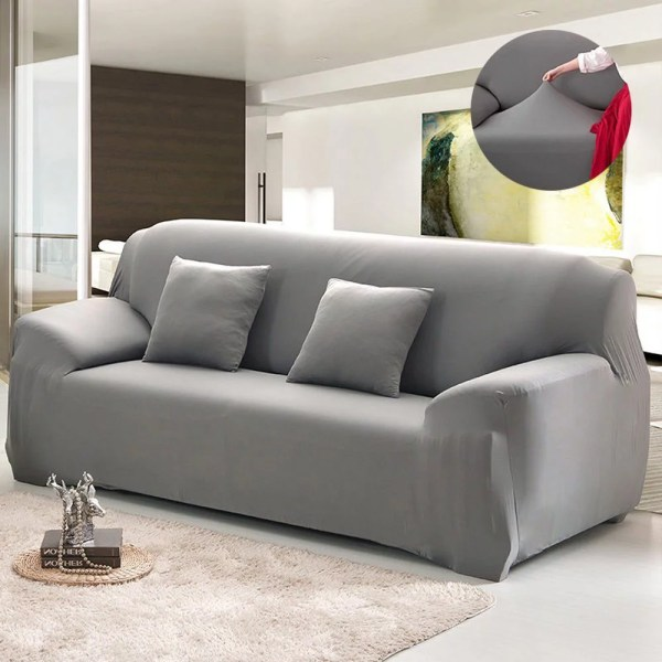 Couch Sofa Covers 1 4 Seater Sofa Furniture Protector Home Full     Couch Sofa Covers 1 4 Seater Sofa Furniture Protector Home Full Stretch  Lightweight Elastic