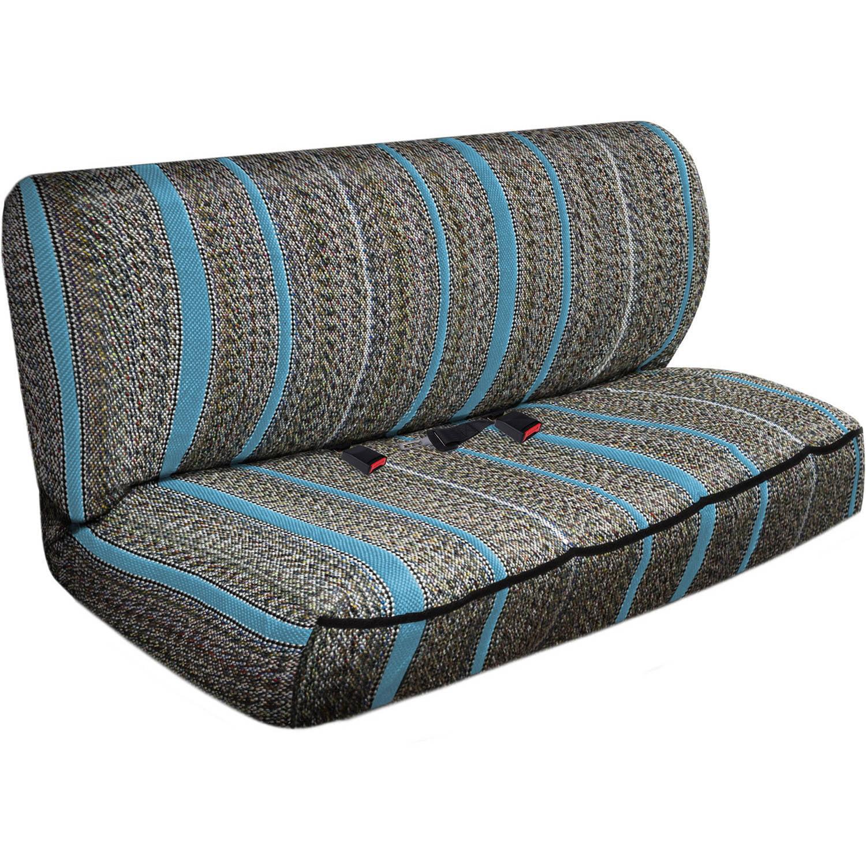 Oxgord 2 Piece Full Size Heavy Duty Saddle Blanket Bench