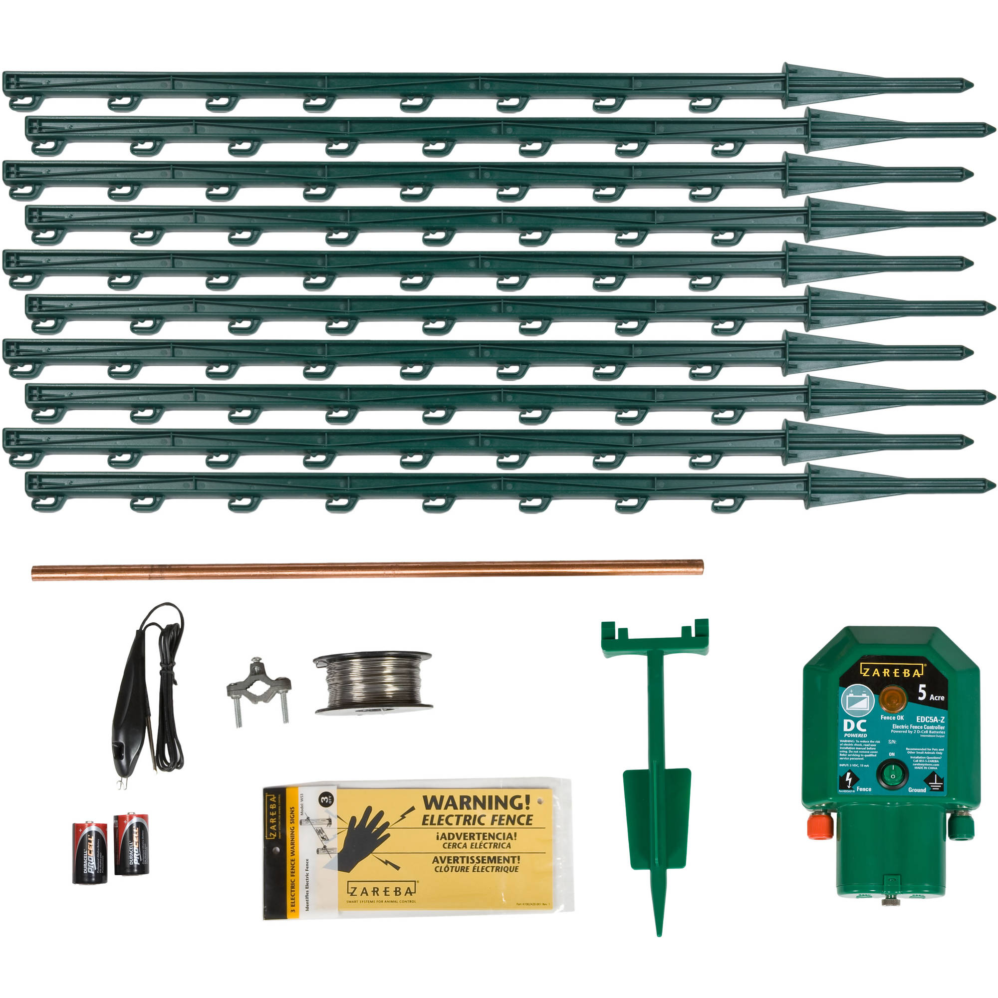 Fence Posts & Accessories