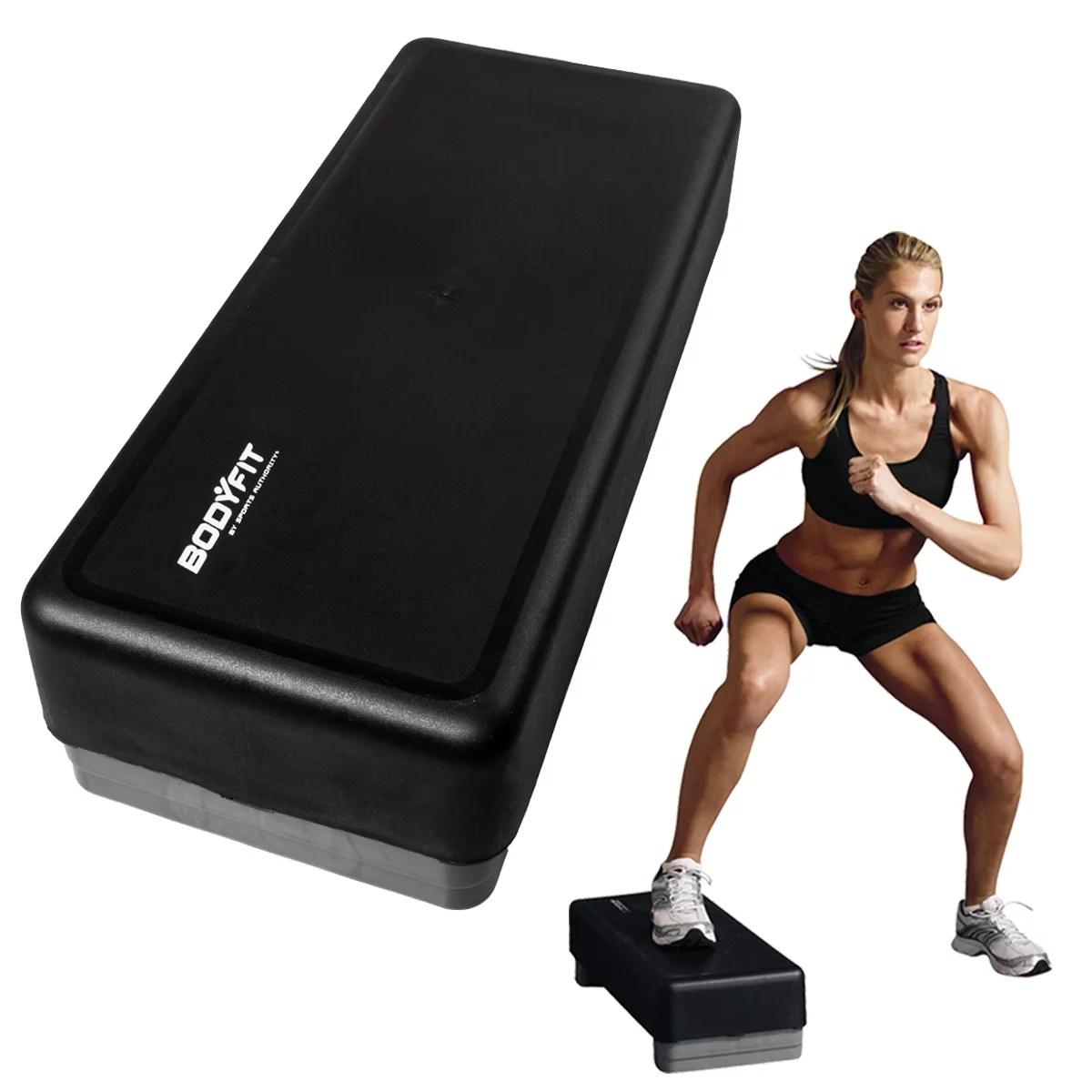 Sports Authority BodyFit Aerobic Fitness Step Platform ...