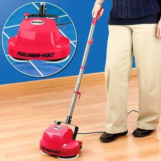Pullman Holt B200752 Gloss Boss Mini Floor Scrubber   Walmart com Pullman Holt B200752 Gloss Boss Mini Floor Scrubber