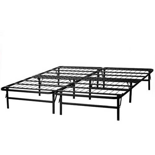 Structures Highrise Folding Metal Bed Frame 13 Inch