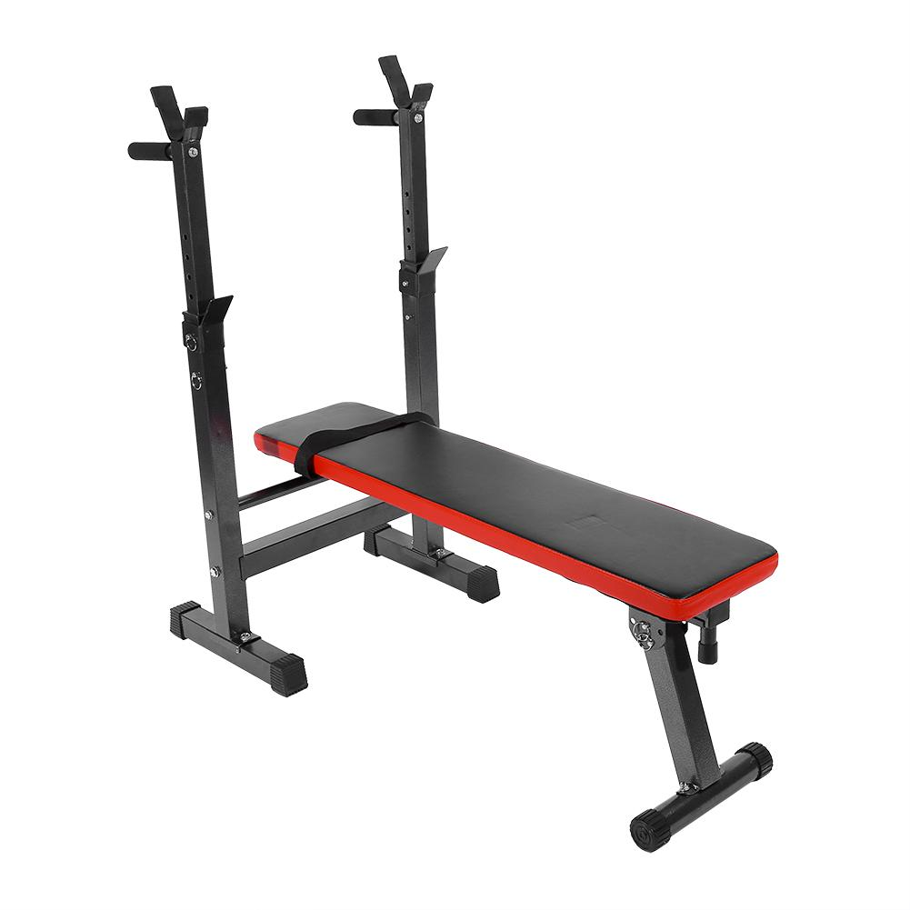 Adjustable Fitness Weight Sit Up Bench Incline Exercise