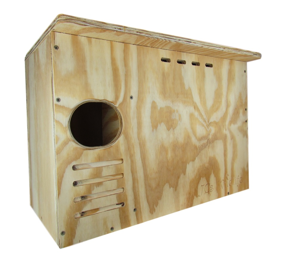 Barn Owl Nesting Box Large House Crafted in USA. JCs ...