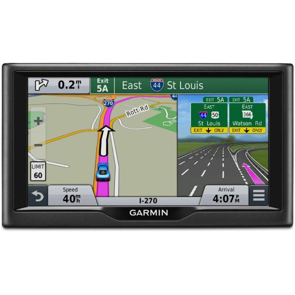 Garmin nuvi 67LM 6  Dedicated GPS   Walmart com Garmin nuvi 67LM 6  Dedicated GPS
