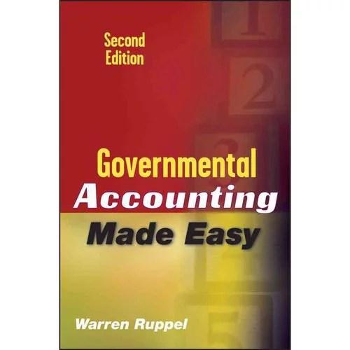 Governmental Accounting Made Easy - Walmart.com