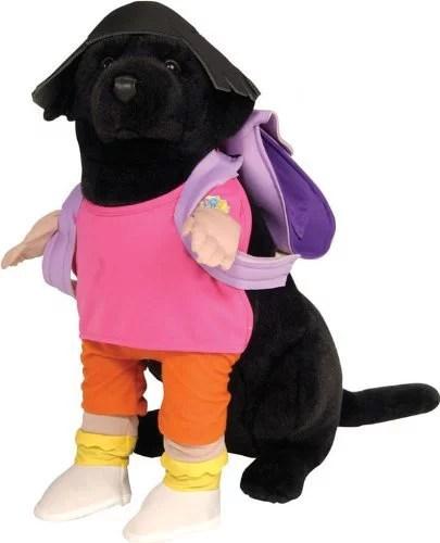 Rubie's Dora the Explorer Pet Costume - Extra Large ...