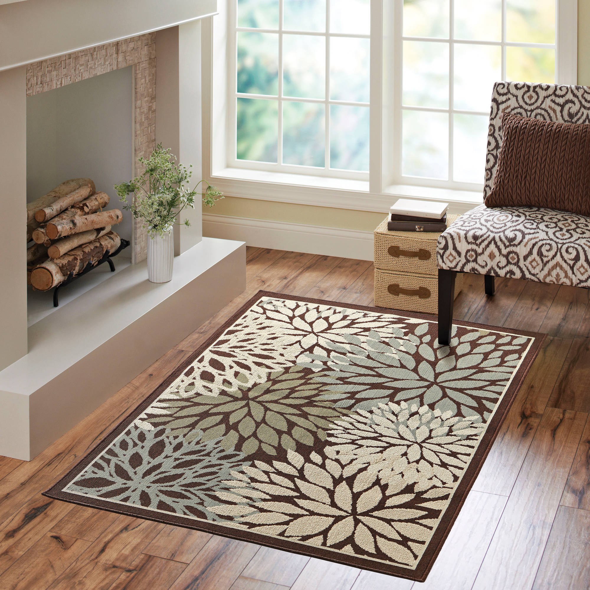 Safavieh Mystique Willow Power Loomed Area Rug or Runner  Grey Multi     Safavieh Mystique Willow Power Loomed Area Rug or Runner  Grey Multi    Walmart com