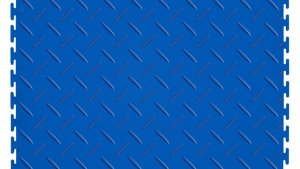 Perfection Floor Tile Diamond Plate PVC Interlocking Tiles