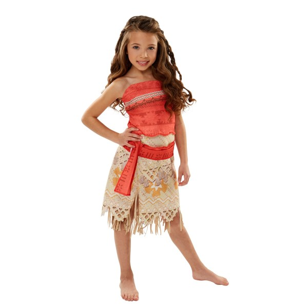 Disney Moana Disney s Moana Adventure Costume for Kids
