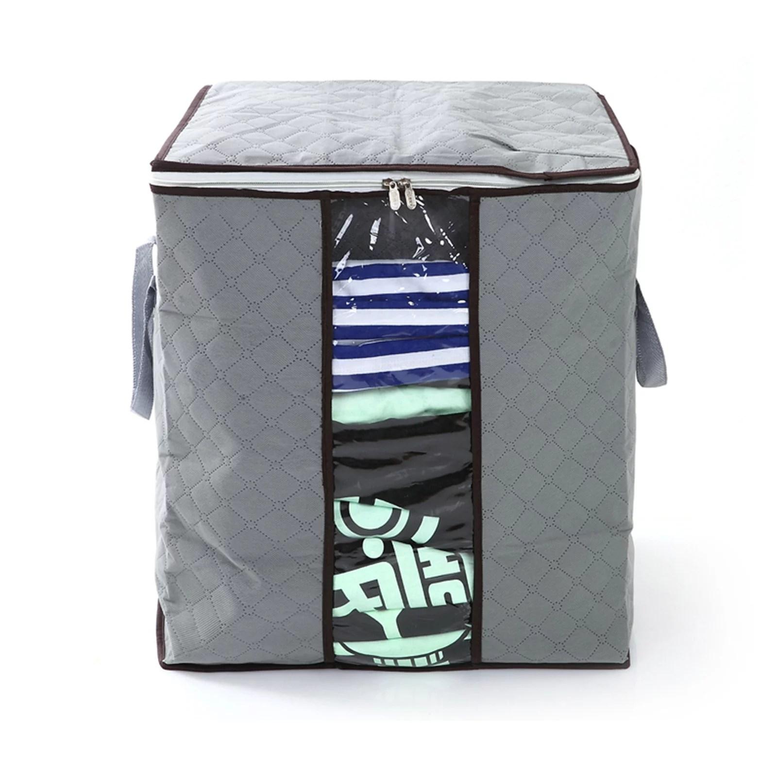 Foldable Storage Bags Clothes Organizer Storage