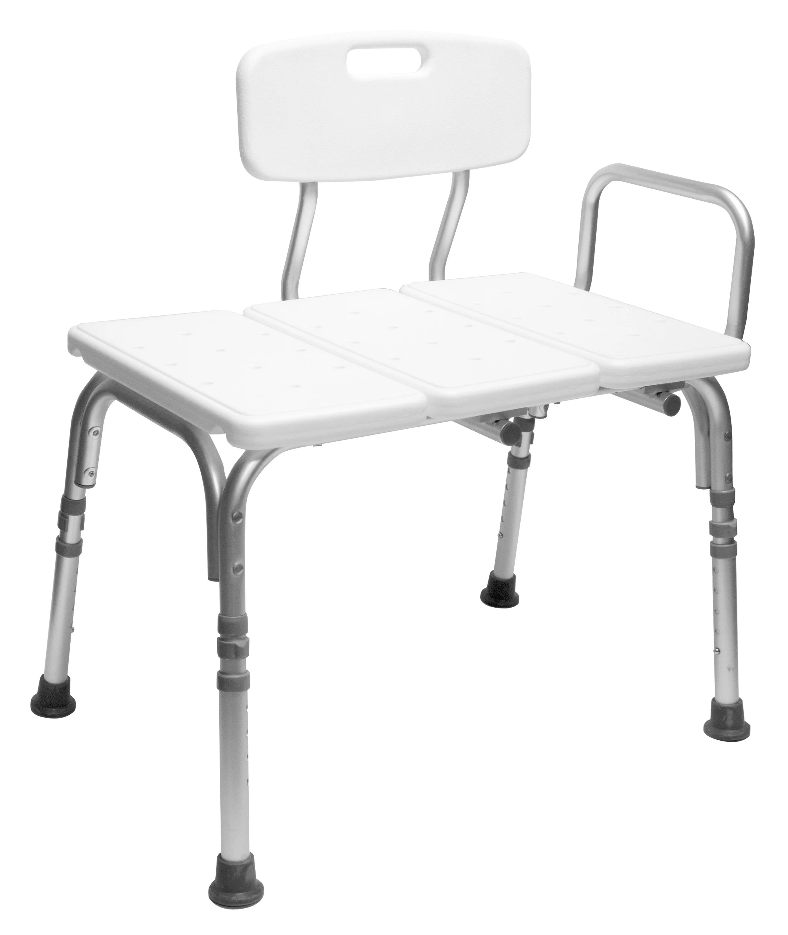 Healthline Tub Transfer Bench Lightweight Medical Bath