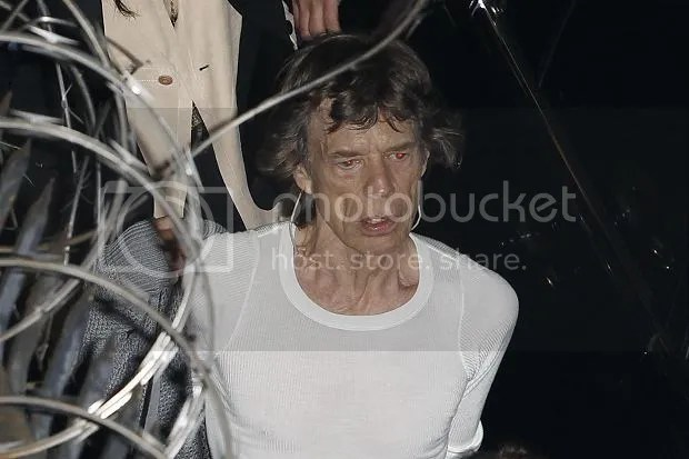 Without Jagger Wig Mick His