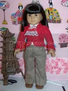 Ivy Doll And Meet Outfit American Girl Playthings