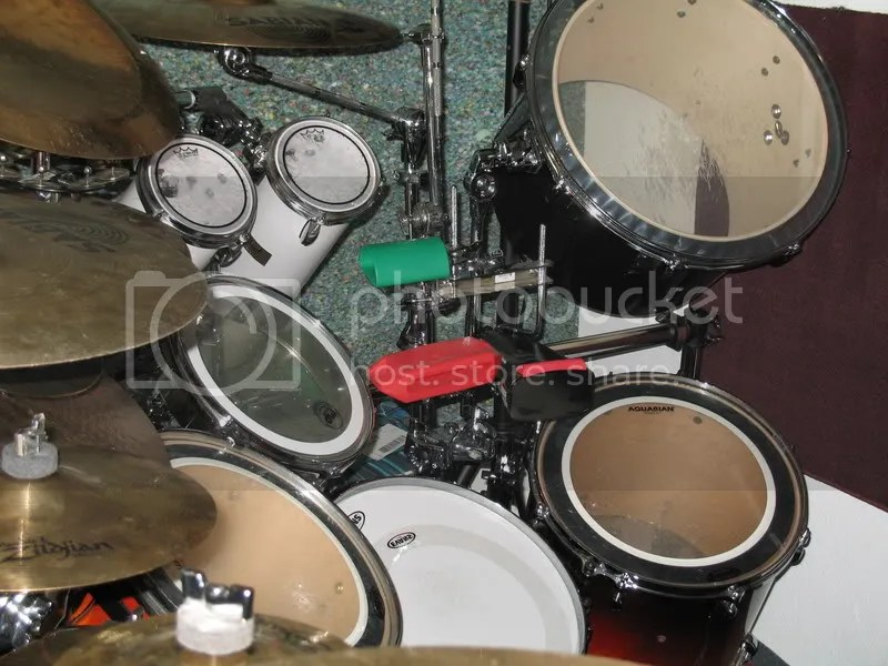 Mapex Pro M Double Floor Tom