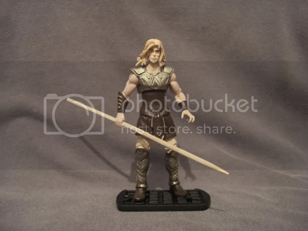 Achilles From Troy 3.75 inch Custom by STJ - Toy ...