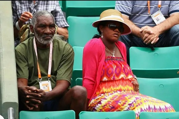 Pictures Wife New Williams Dad And Venus