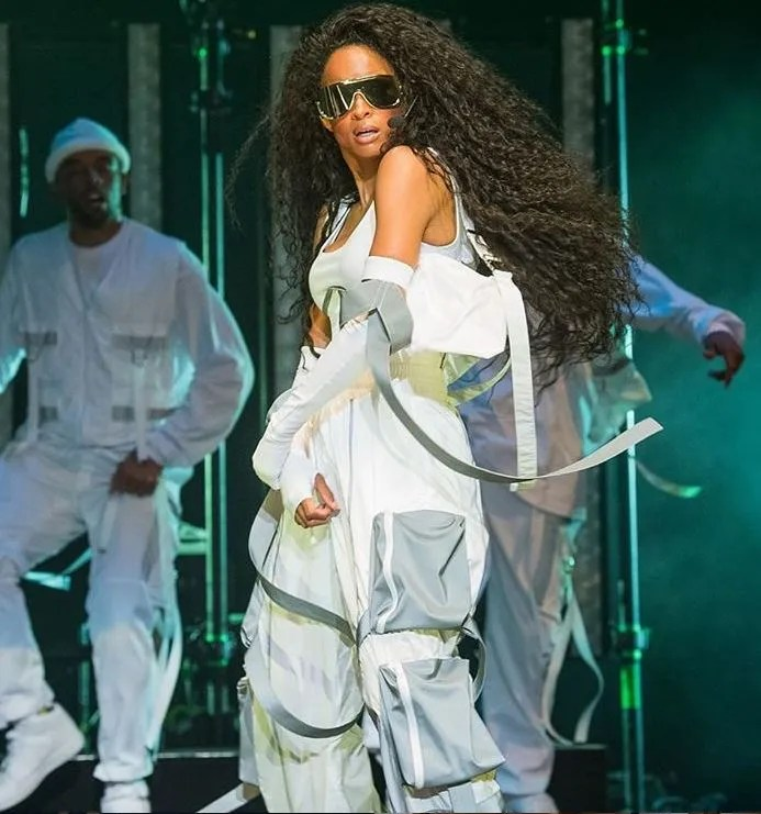#FBF INSPIRED: Ciara Celebrates 15 Years Of Dropping It ...