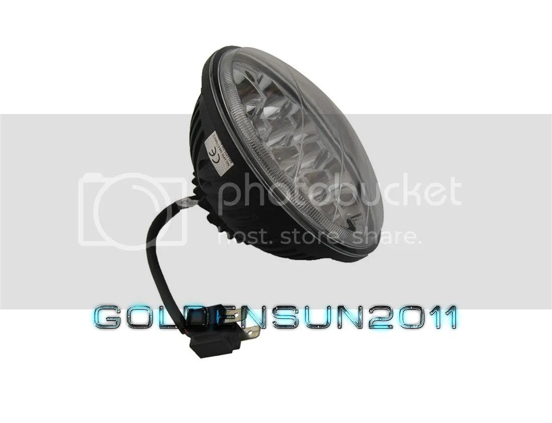 Motorcycle Led Number Plate Lights