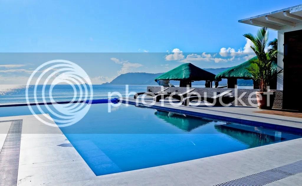 Beach Resort Baler Aurora