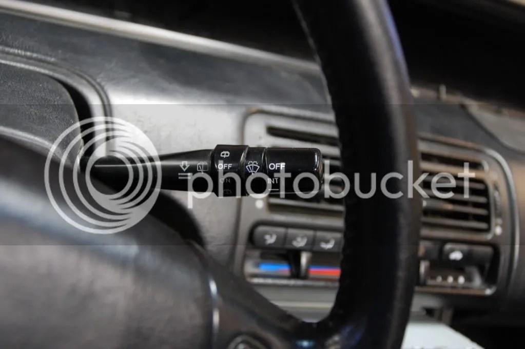 Switch 1992 Prelude Honda Wiper