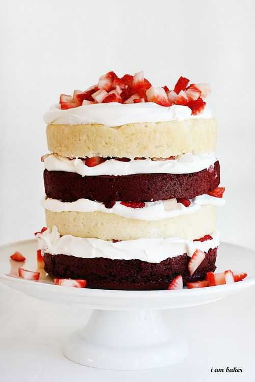 Quick And Easy Strawberry Shortcake