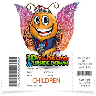 Children Ticket
