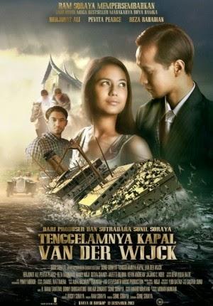 11 Ungkapan Popular Daripada Novel Tenggelamnya Kapal Van Der Wijck