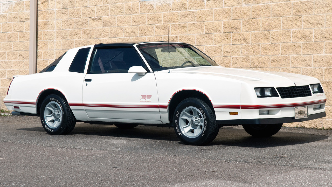 1985 Monte Carlo Ss Cars