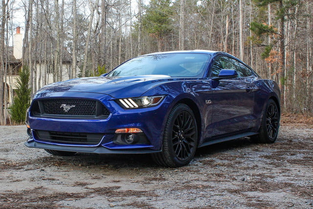 2015 Ford Mustang GT review   Digital Trends 2015 ford mustang gt review 1