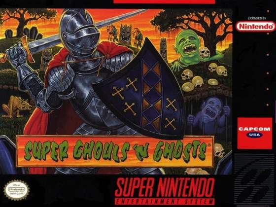 The 25 Best SNES Games of All Time    Super Metroid  and More     best snes games ghouls n ghosts