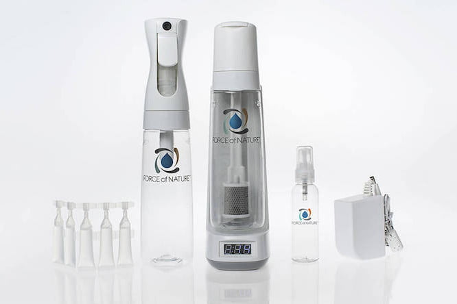 Force of Nature Cleaner Review   Digital Trends