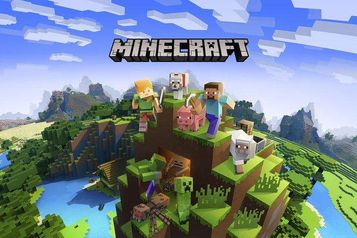Better Together Update for Minecraft is Rolling Out Now   Digital Trends minecraft better together
