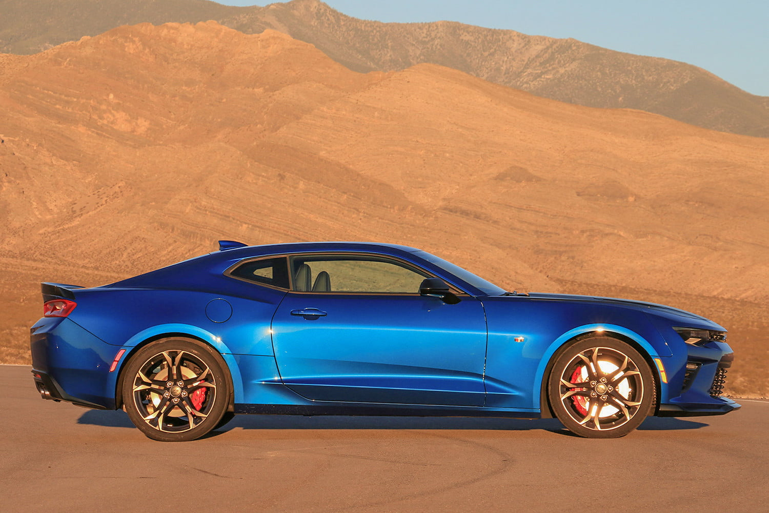 2017 Chevrolet Camaro 1LE First Drive Impressions ...