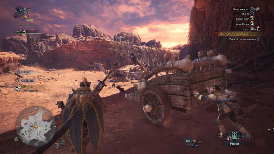 Monster Hunter  World  review   Digital Trends Monster Hunter  World Review