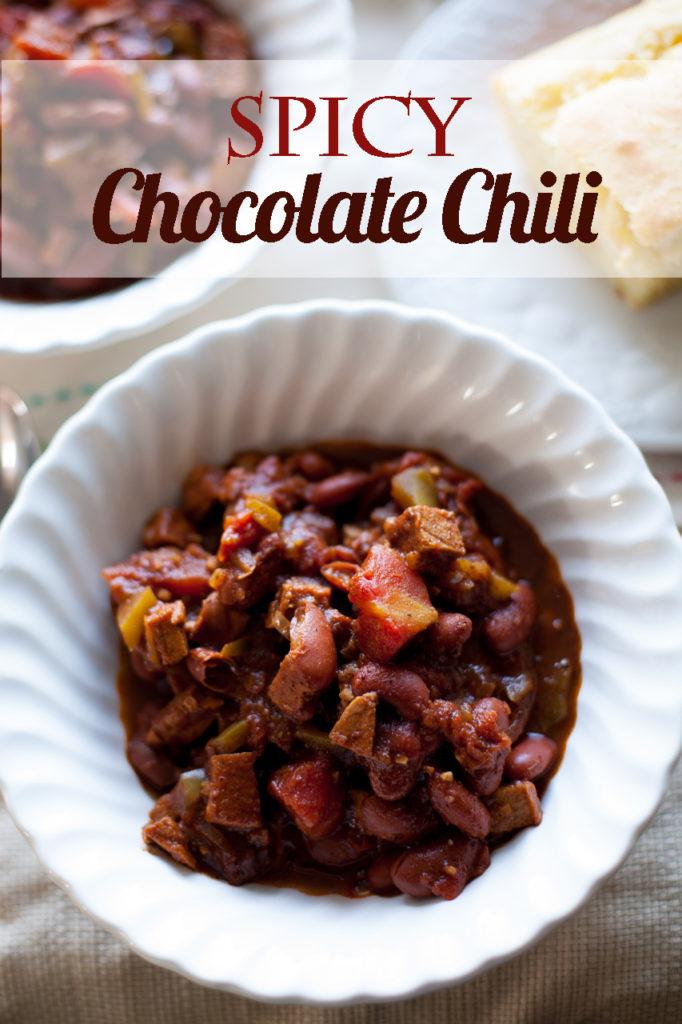 Spicy Chocolate Chili Ice Cream And Inspiration