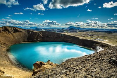 Turystycznie po Islandii – wulkan Krafla – ICELAND NEWS
