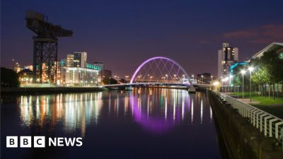 ONS: Glasgow remains Scotland's biggest city economy - BBC ...