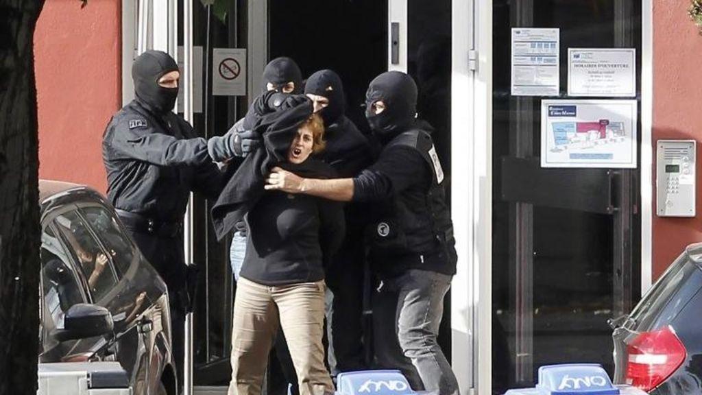 Basque Separatists Eta Ready To Disband Bbc News