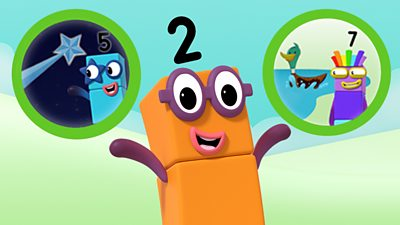 Numberblocks Make and Play Game   CBeebies   BBC Numberblocks Make and Play Game