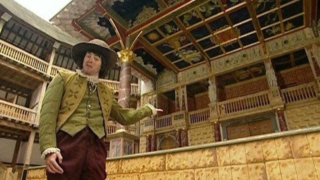 Shakespeare William Stage Theatre Globe