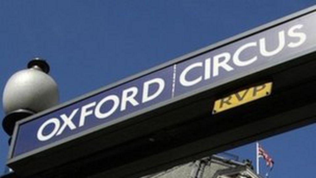 Circus Oxford Station Bbc London