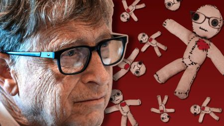 How Bill Gates Became The Voodoo Doll Of Covid Conspiracies - BBC News