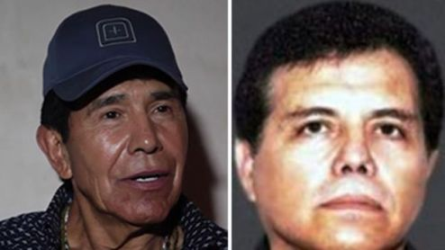 Mexico s most wanted  A guide to the drug cartels   BBC News Rafael Caro Quintero and Ismael Zambada are wanted