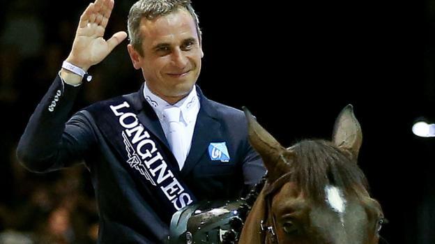 Olympia Horse Show Scott Brash Second Behind Julien