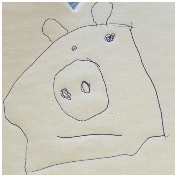 Guess the Drawing - Ickle Pickles Life and Travels